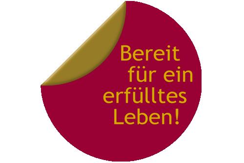 Motto der Stiftung Zielgerade
